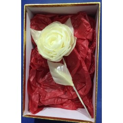 Caja regalo Rosa de cera