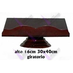 Atril Madera para Altar Giratorio