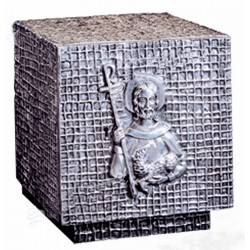 Caja Llave Sagrario N243 Dorada