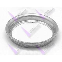 Arandela 4cm. aluminio