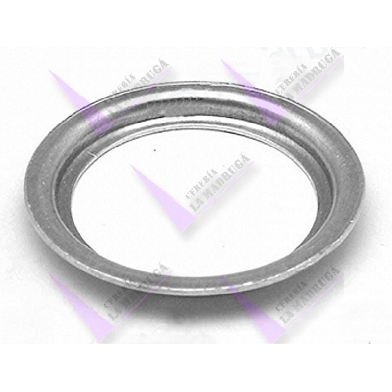 Arandela Aluminio 5cm.
