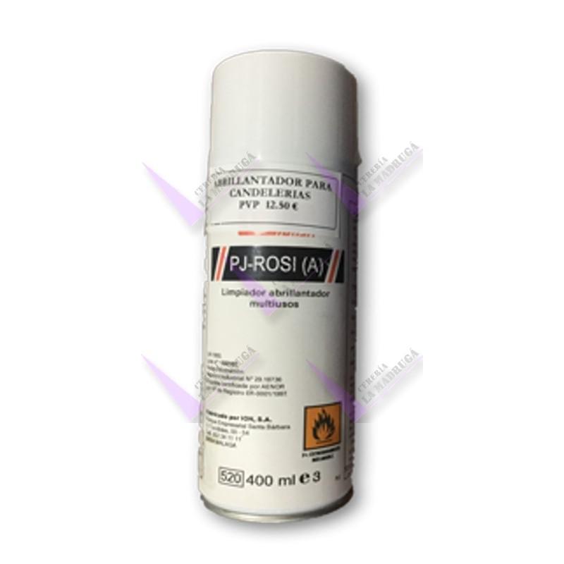 Spray Limpia Plata