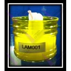 Lamparilla envase plástico de colores no recuperable